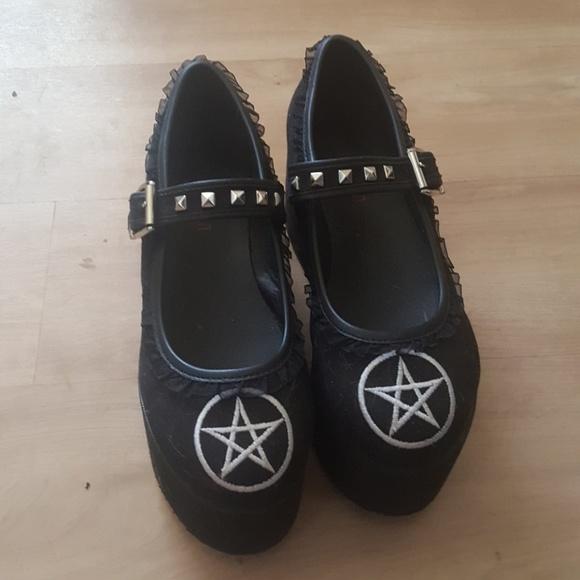 2e2f40c45e2 Demonia Shoes - Demonia flatforms